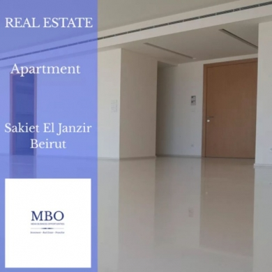 Apartment in Ras-Beyrouth - Apartment for sale in Sakiet El Janzeer