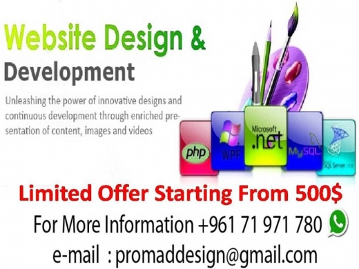Computing & IT in Sodeco - We Offers Dynamic Comprehensive Web Design