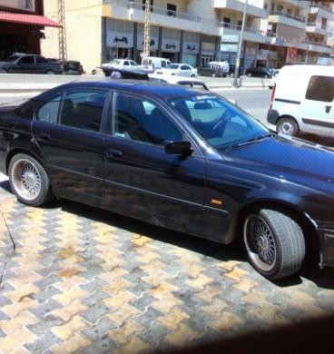 BMW in Sebline - سيارة بي ام دبليو 1997
