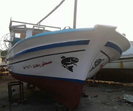 Boats, Kayaks & Jet Skis in Mina - لانش للبيع مع مربط