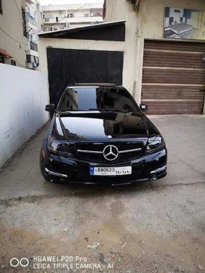 Mercedes-Benz in Kobbeh - Mercedes-Benz c250