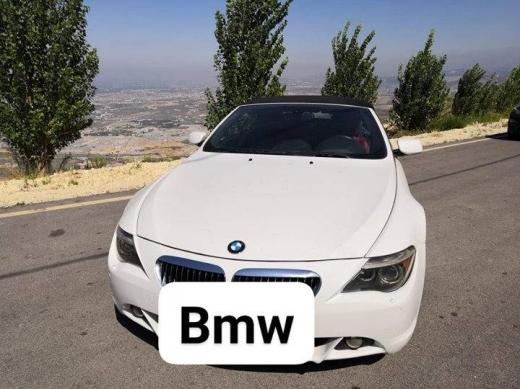 BMW in Al Bahsas - Bmw 650 modell 2006