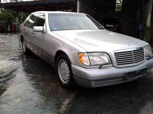 Mercedes-Benz in Al Bahsas - Mercedes-Benz S500 model 94