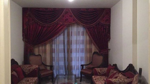 Sofas, Armchairs & Suites in Al Bahsas - صالون خشب زين