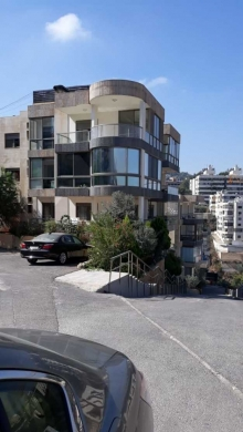 Apartment in Baabda - Apartment (3 beds) in Loueizeh for rent_Great View