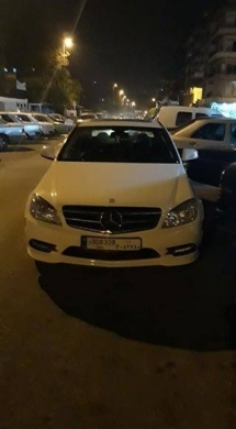 Mercedes-Benz in Al Bahsas - مرسيدس c300 2008