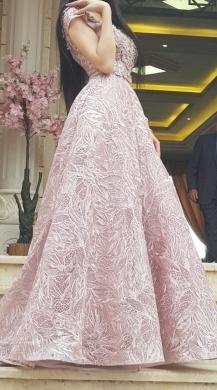 Dresses in Mchikha - Elegant pink dress