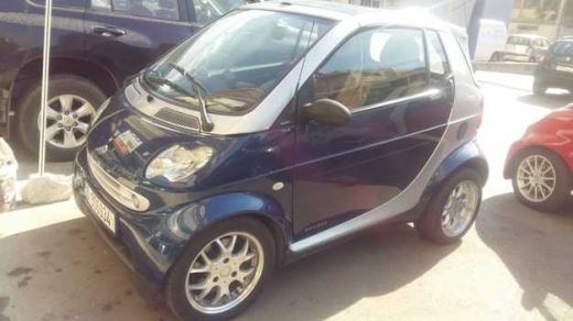 Smart in Sad el-Baouchrieh - Smart Fortwo, model 2004, Convertible, 60000 Kilometers (ONLY!!)