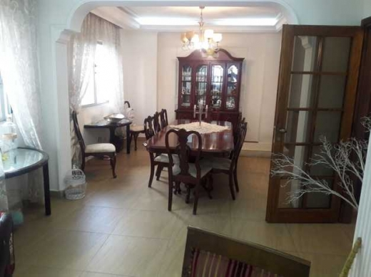 Apartment in Rabweh - دوبلاكس مفروش في الربوة 189م تراس 30م بناء 18 سنة طابق ارضي موقف شوفاج