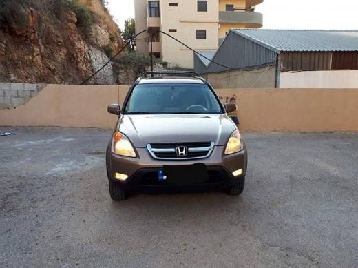Honda in Al Bahsas - Honda crv ex model 2004