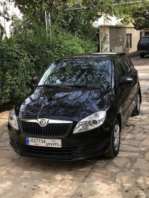 Skoda in Other - سكودا فابيا ٢٠١٣