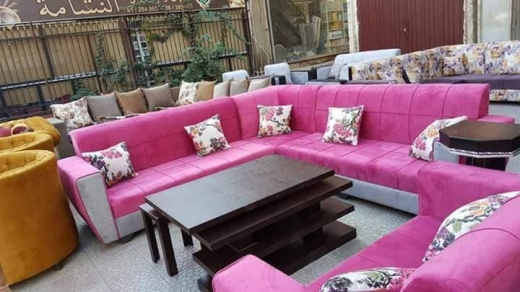 Sofas, Armchairs & Suites in Al Bahsas - مشفروشات