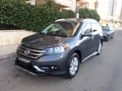 Honda in Al Bahsas - Honda crv exl 4x4