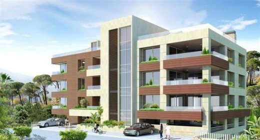 Apartment in Mtaileb - Luxurious Apartment For Sale In Rabieh