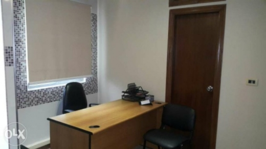 Office Space in Zalka - Furnished office for Rent in Zalka