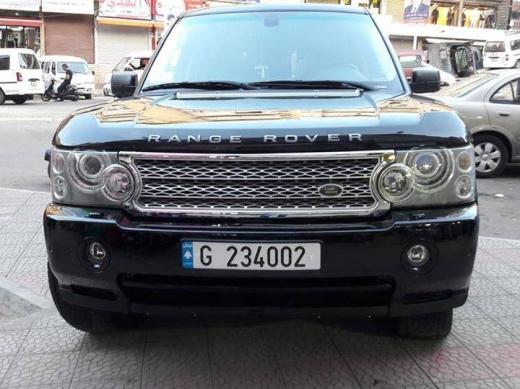 Land Rover in Al Bahsas - Range rover 2006 vogue