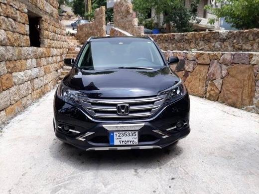Honda in Al Bahsas - Honda CRV 2012