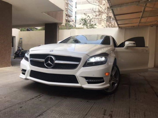 Mercedes-Benz in Beirut City - Mercedes CLS 550 Model 2014