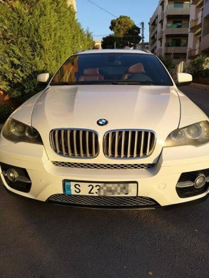 BMW in Tripoli - BMW X6 2008