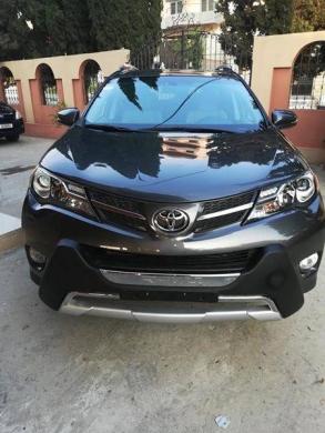 Toyota in Tripoli - Toyota Rav4 XLE mod 2013