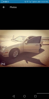 Mercedes-Benz in Azmi - For sale 8300$ ktir ndifeh aw tbdil bsiyara ar5as