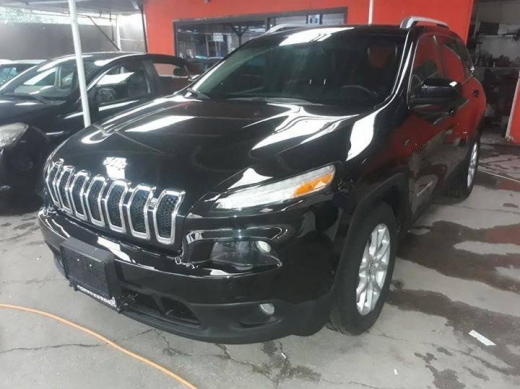Jeep in Tripoli - cherokee latitude 2014