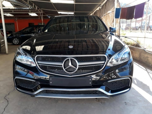 Mercedes-Benz in Beirut City - Mercedes-Benz e 350 2010 look 2015