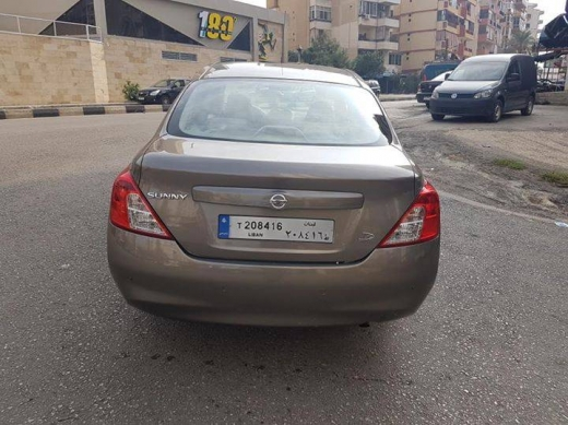 Nissan in Abou Samra - نيسان ساني خارقة للبيع