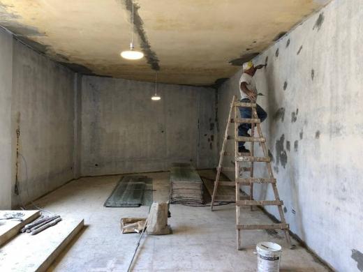 Warehouse in Al Bahsas - مخزن مع مستودع للبيع بداعي السفر - طلعة النورث هافن القلمون - Tripoli North Heaven