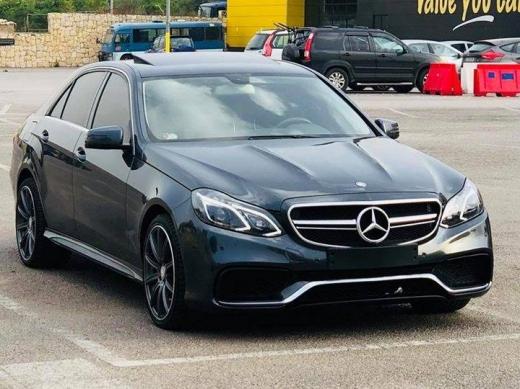 Mercedes-Benz in Adonis - mercedes E350 2010 look E63 2015