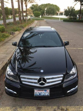 Mercedes-Benz in Abra - Mercedes-Benz C250 2014