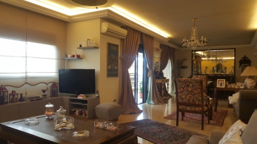 Apartment in Hazmieh - For Sale in The Heart of Mar Takla, 240 sqm apartment