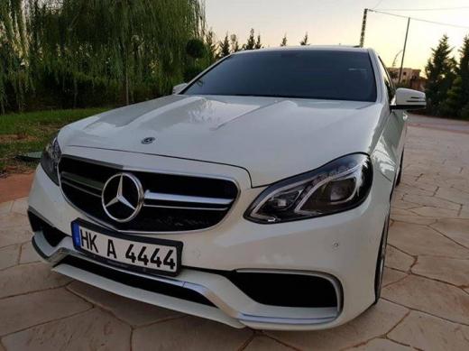 Mercedes-Benz in Beirut City - Mercedes-Benz e350 2010