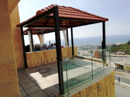 Apartment in Jounieh - Apartment in Adma for rent 240m2 + 100m2 terrace
