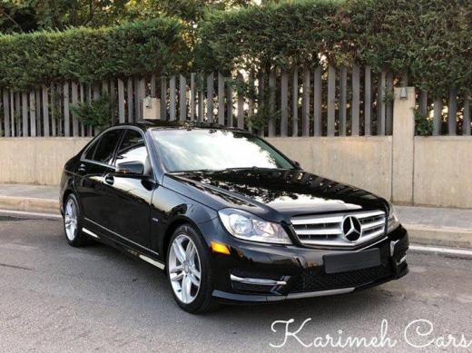 Mercedes-Benz in Al Bahsas - Mercedes C250 2012