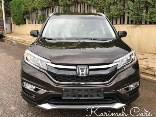 Honda in Al Bahsas - Honda crv 2015