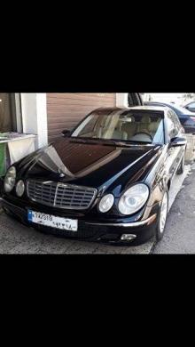 Mercedes-Benz in Zgharta - Mercedes-Benz  e 320 2003