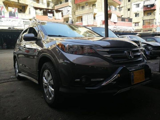 Honda in Al Bahsas - Honda CR-V EXL MODEL 2012