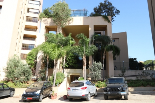 Apartment in Mar Roukoz - 160 m2 apartment for sale in Mar Roukouz / Dikwene (cap sur ville )