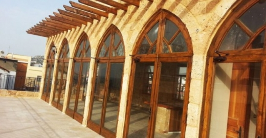 Apartments in Batroun - Old house for sale located in Batroun, size 101 square meters + 163 sqm .