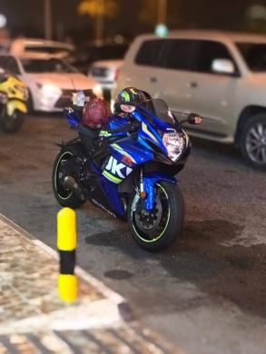 Bashan in Al Zarif - 2018 Suzuki