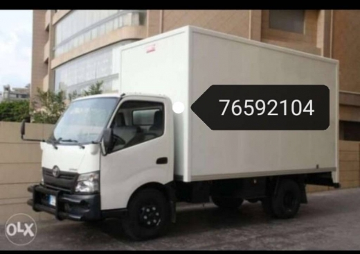 Transport in Ras-Beyrouth - نقل اثاث وعفش  منازل ومكاتب الى كافه المناطق