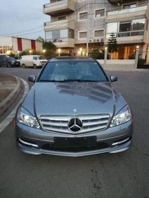 Mercedes-Benz in Tripoli - mercedes C300 modell 2011
