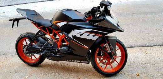 KTM in Al Bahsas - For sale or trade KTM RACING 200CC