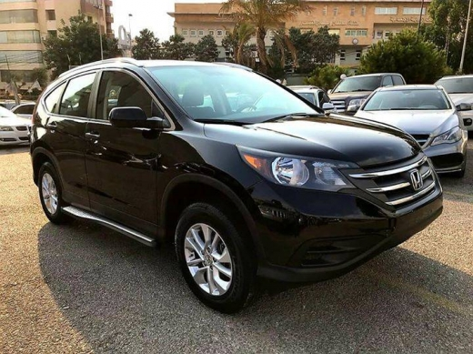Honda in Beirut City - Honda crv 2012.