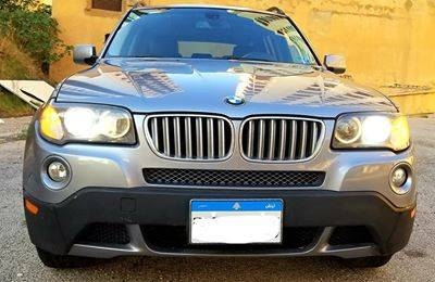 BMW in Beirut City - BMW (X3/3.0 Panoramic)