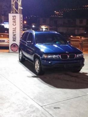 BMW in Al Bahsas -  BMW x5 model 2001