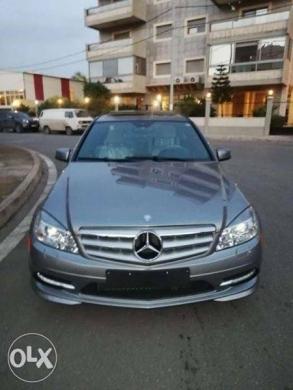 Mercedes-Benz in Al Bahsas -  mercedes C300 modell 2011