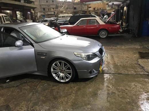 """BMW in Al Bahsas - """"BMW 530i 2004"""