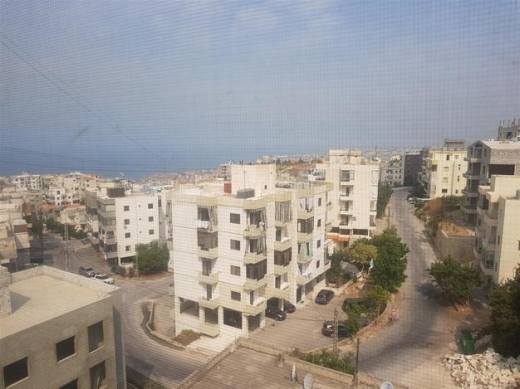 Apartment in Jbeil - Apartment For Sale In Jbeil In A Nice Neighborhood Open Sea View